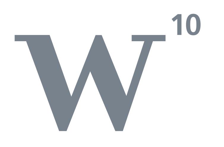 W10 Colours Inc.